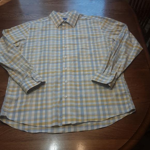 Men's preowned Egara shirt XLT $ 19.00 # 1066